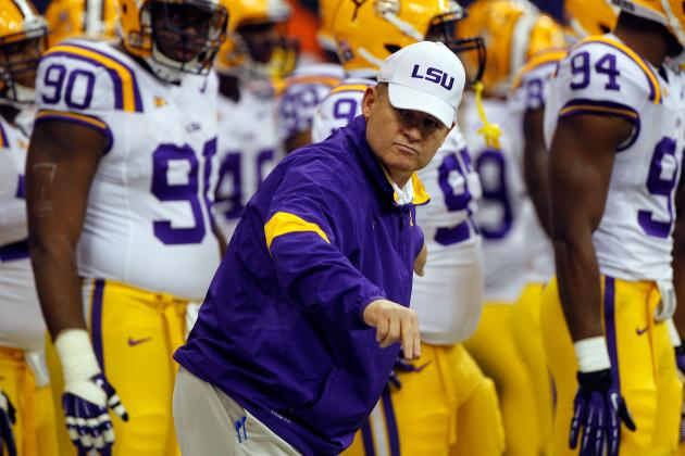 LSU Football: The Ins and Outs, Highs and Lows of the 2012 Schedule