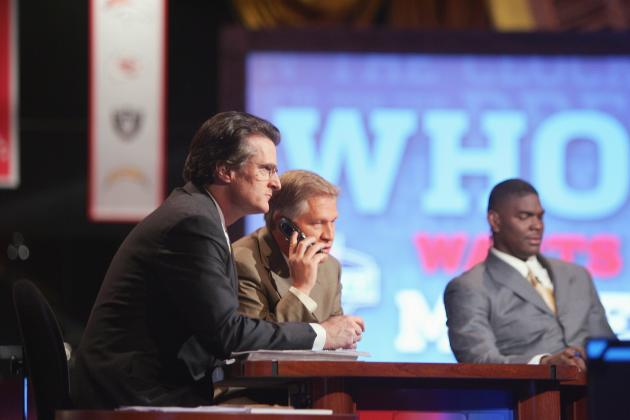 Mel Kiper 2012 NFL Mock Draft: Bold Predictions for Kiper's Latest Projections
