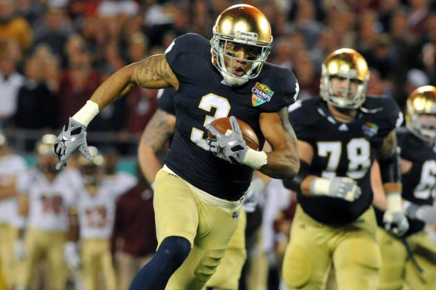 2012 NFL Draft: 3 Reasons Why Michael Floyd Is the Best Receiver in the Draft