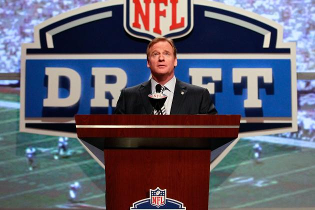 2012 NFL Draft: Philadelphia Eagles Full 7-Round Mock Draft