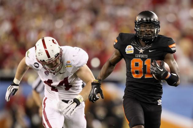 2012 NFL Draft: Where Justin Blackmon and the Top Wideouts Will Land