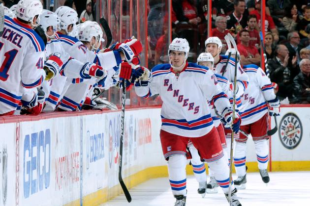 NHL Playoffs 2012: 4 Reasons NY Rangers Are Still Favorites in the East
