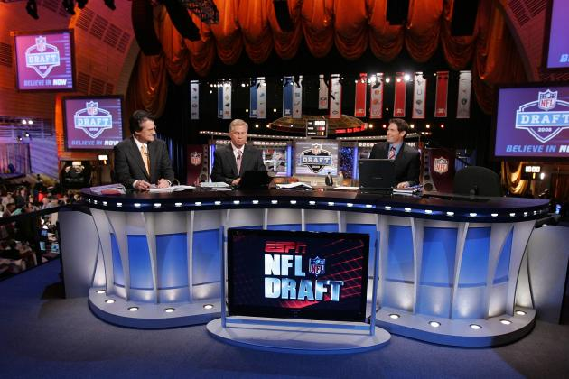 Mel Kiper Jr. 2012 NFL Mock Draft: Grading Kiper's Final Mock Before 2012 Draft