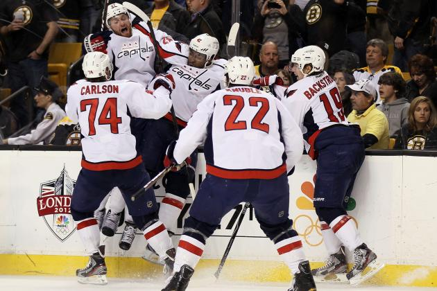NHL Playoffs 2012: 5 Reasons to Believe the Washington Capitals Can Win the Cup