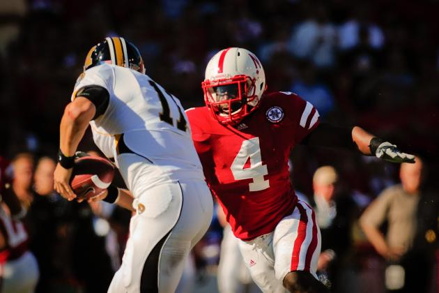 Tracking Nebraska Football Players in the 2012 NFL Draft