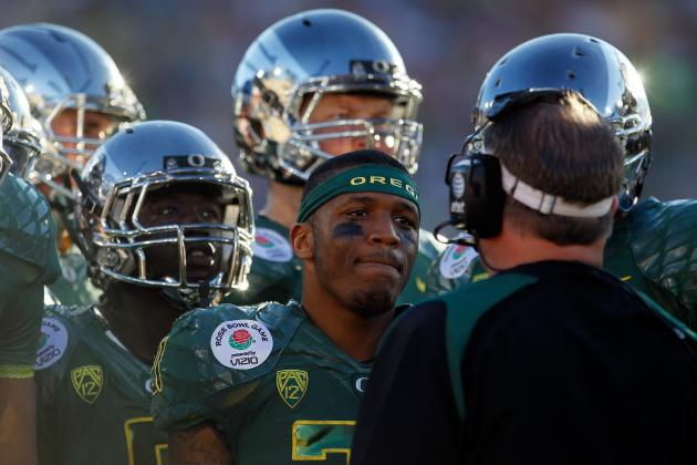 Tracking Oregon Football Players in the 2012 NFL Draft