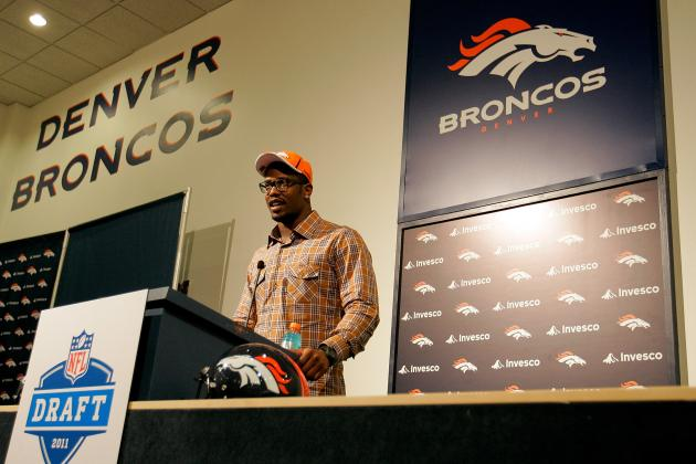 2012 NFL Draft: Ranking the Denver Broncos' Greatest Needs in the Draft