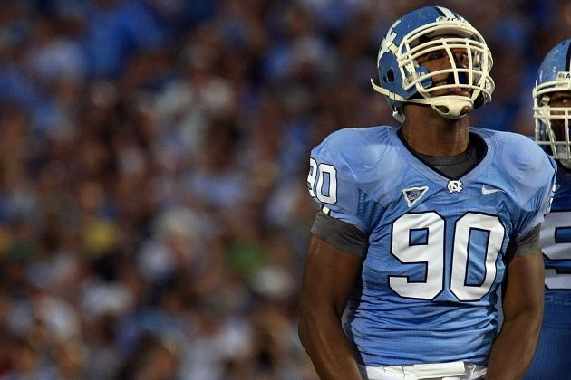 Tracking North Carolina Football Players in the 2012 NFL Draft