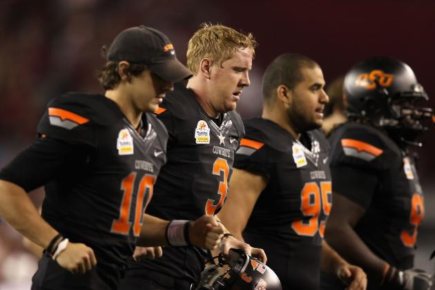 Tracking Oklahoma State Football Players in the 2012 NFL Draft