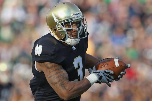 Tracking Notre Dame Football Players in the 2012 NFL Draft