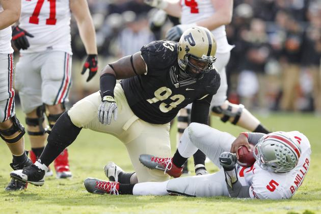 7 Reasons Purdue Will Win the Leaders Division This Fall