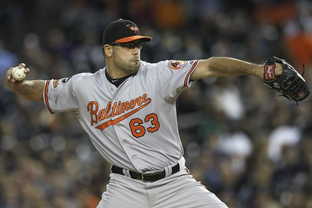 Kevin Gregg: 5 Potential Suitors for the Orioles Pitcher