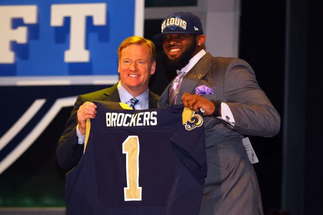 St. Louis Rams 2012 NFL Draft Picks: Grades, Results and Analysis