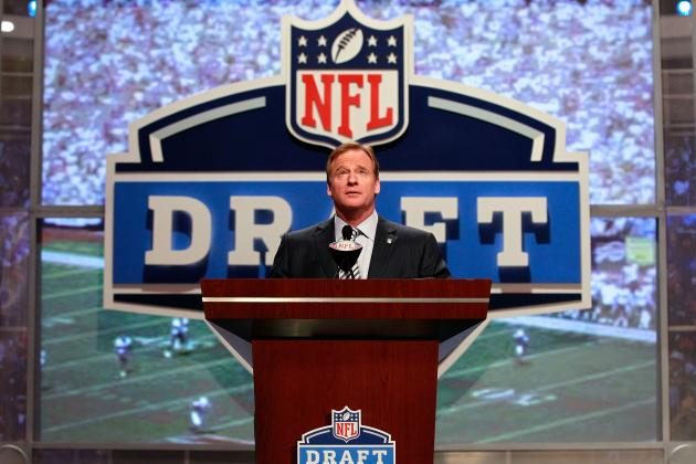 2012 NFL Mock Draft: Updated Round 1 Projections