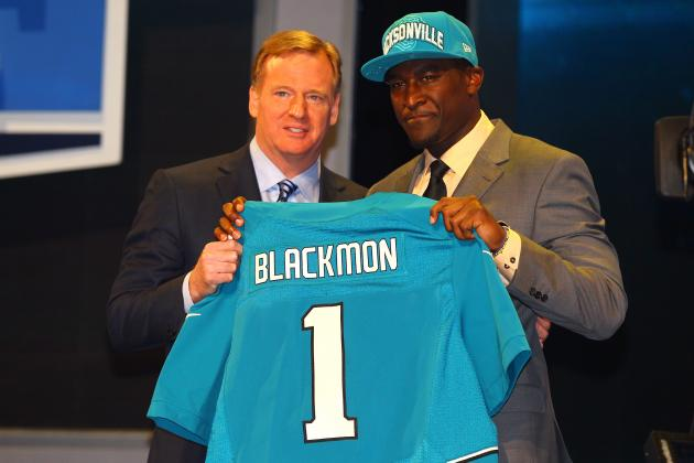 Jacksonville Jaguars 2012 NFL Draft Picks: Grades, Results and Analysis
