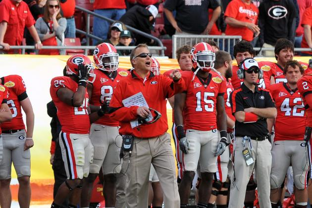Georgia Football: The Ins and Outs, Highs and Lows of the 2012 Schedule