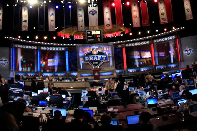 Tracking Penn State Football Players in the 2012 NFL Draft