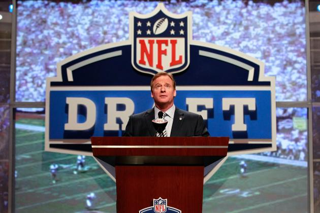 Tracking Virginia Tech Football Players in the 2012 NFL Draft