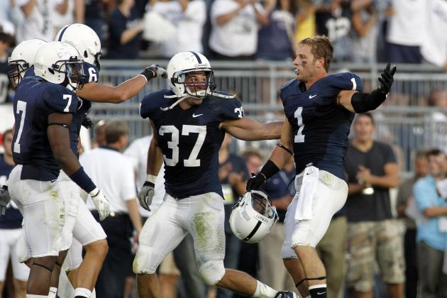 Penn State Football: The Ins and Outs, Highs and Lows of the 2012 Schedule