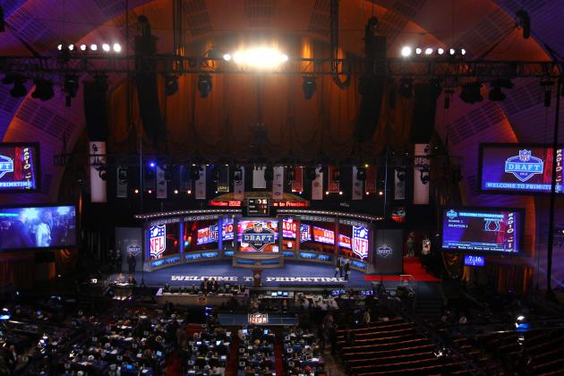 San Francisco 49ers 2012 NFL Mock Draft