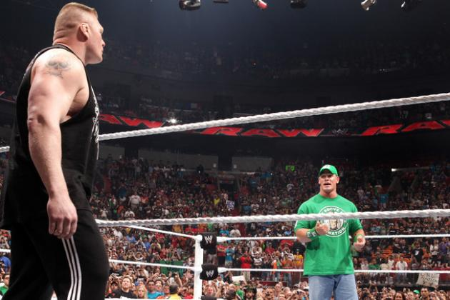 Brock Lesnar vs. John Cena: 7 Reasons It Has Far-Reaching Ramifications for WWE
