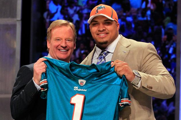 Miami Dolphins 2012 NFL Mock Draft: Day 1