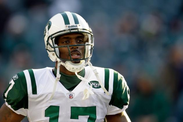 NFL Free Agents 2012: Ranking the Best Receivers Still Available