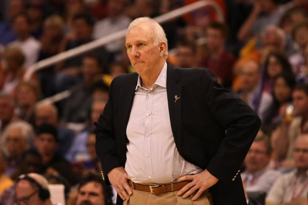 Final Report Card Grades for Every NBA Coach