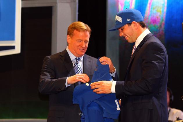 2012 NFL Draft Grades: 10 Biggest Fails in Round 1
