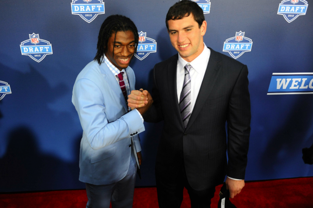 2012 NFL Draft Suits: Grades for the Best and Worst Draft-Day Attire