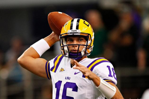 LSU Football: 5 Most Important Redshirt Freshmen and Transfers