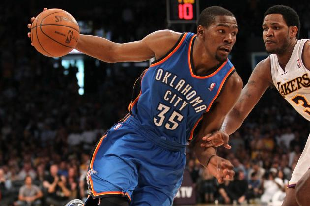 OKC Thunder Playoffs Schedule 2012: Odds and Predictions for First Round Series