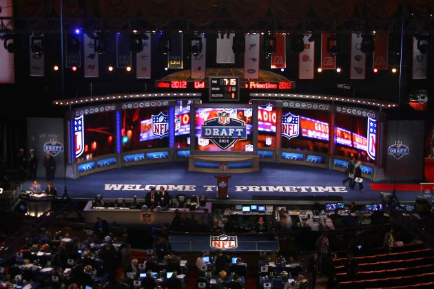2012 NFL Draft Trades: Grades & Analysis for Every Trade of Round 1