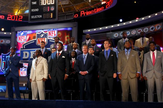 2012 NFL Draft: How Each First-Round Pick Affects the Buffalo Bills