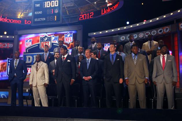2012 NFL Draft Grades: Report Card for Every Pick in Round 1