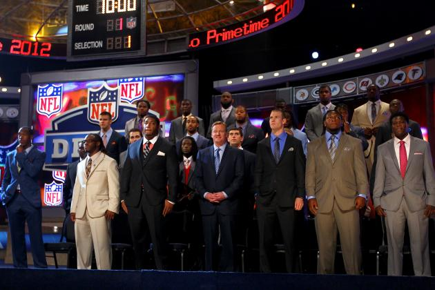 2012 NFL Draft Grades: Report Card for Every Pick of Round 1