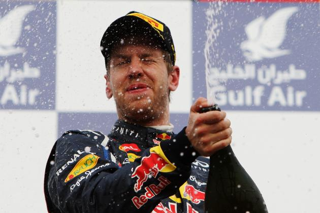 F1 2012: Reviewing the First 1/5 of the Season