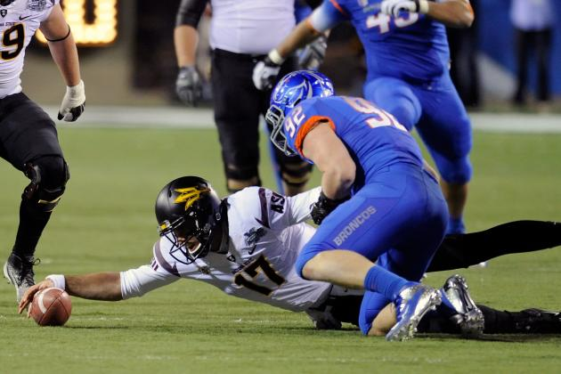 NFL Draft 2012: Grading the Chicago Bears' Selection of Shea McClellin