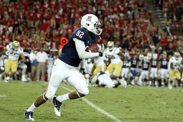 2012 NFL Draft: 5 Players the Bears Should Watch on Day 2