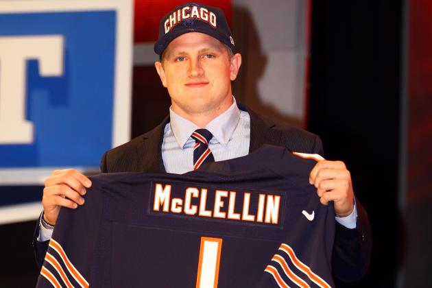 Chicago Bears Mock Draft: Rounds 2-7 with Shea McClellin in the Books