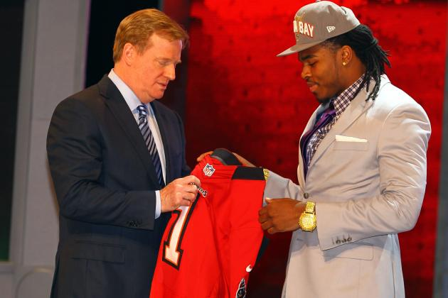 2012 NFL Draft: 3 Players the Tampa Bay Buccaneers Should Watch in Day 2