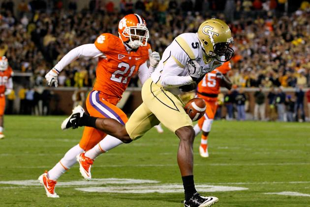 2012 NFL Draft: 10 Players the St. Louis Rams Should Watch in Day 2