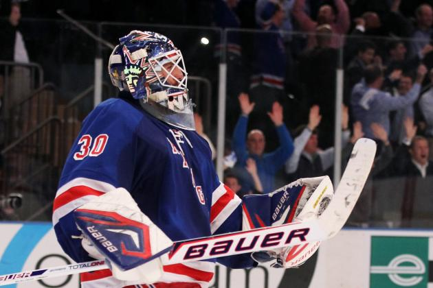 NHL Playoffs 2012: Power Ranking the Remaining Contenders
