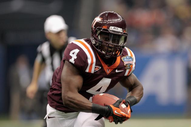 New York Giants Mock Draft: Rounds 2-7 Following Selection of David Wilson