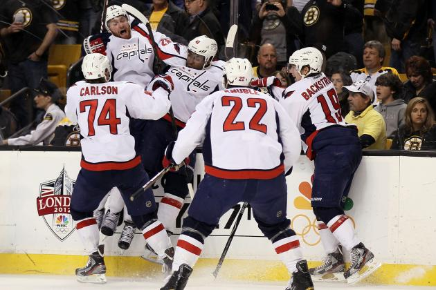 NHL Playoffs 2012: Top 10 Overtime Goals from the First Round