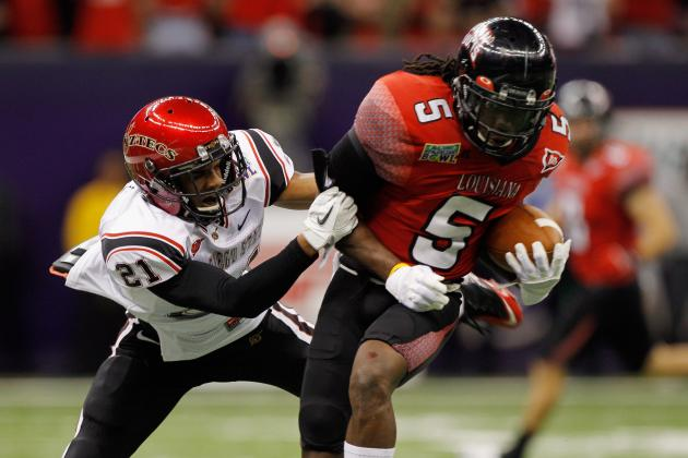 2012 Detroit Lions Mock Draft: Rounds 2-7 After Landing Riley Reiff