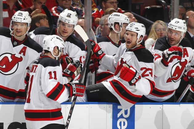 Stanley Cup Playoffs 2012: 5 Most Important Players for the Devils in Game 7