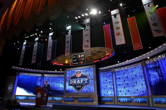 2012 NFL Draft: Denver Broncos' Round 2 and 3 Draft Prospects