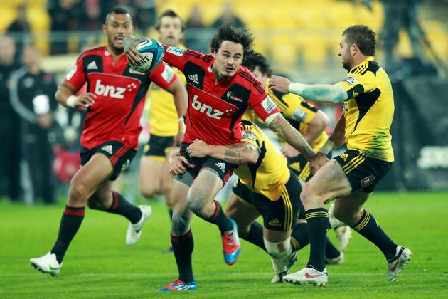 Super Rugby 2012: 4 Teams Guaranteed to Lose in Round 10