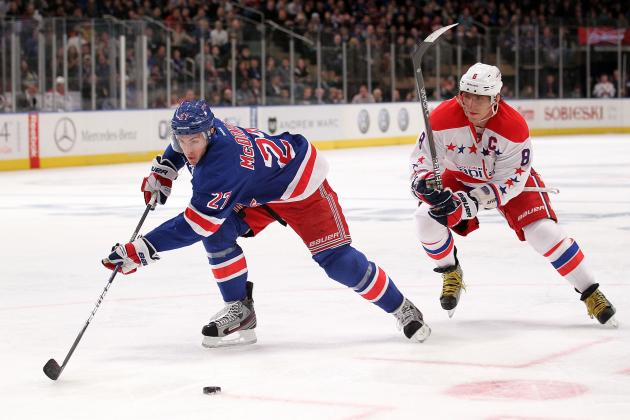 NHL Playoff Brackets: Breaking Down the Rangers vs. Capitals Series